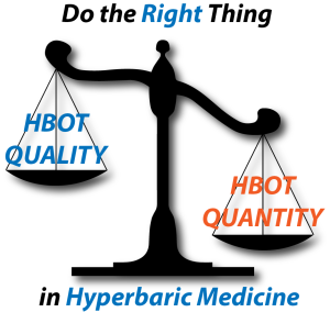 HBOT Quality